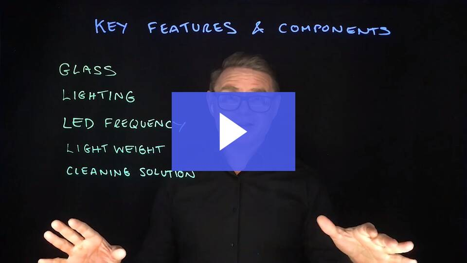 Lightboard Tips - Key Features