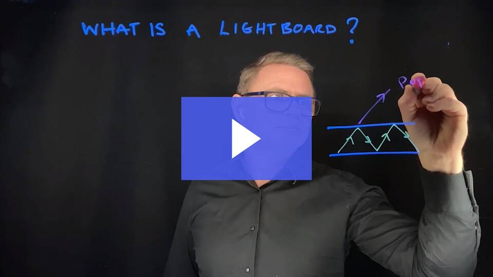 What is a lightboard